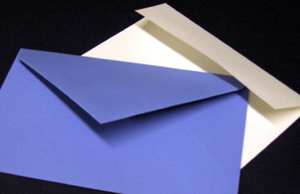 bespoke envelopes