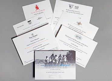 Printed Stationery for Business Events